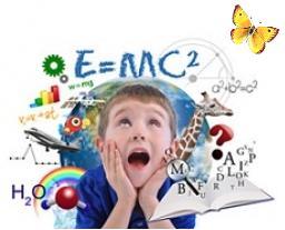 Jongen met heel druk hoofd. Bij onderpresteren, vastlopen op school en een druk hoofd helpt 'Ik leer anders'!