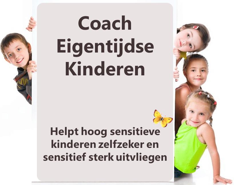 Opleiding hooggevoelige kinderen coachen