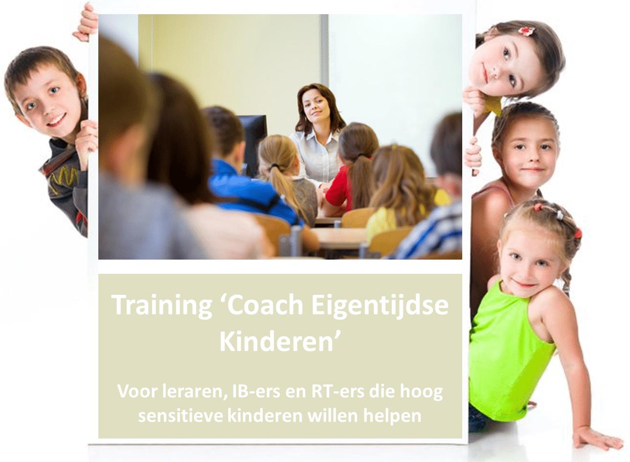 Leerkrachten coachen hooggvoelige kinderen
