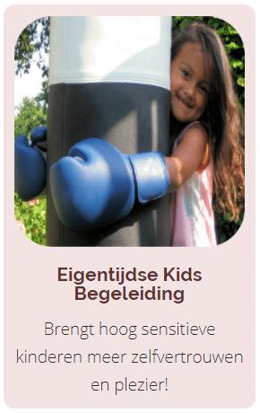 Eigentijdse Kids Begeleiding voor hoog sensitieve kinderen