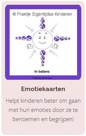 Emotiekaarten