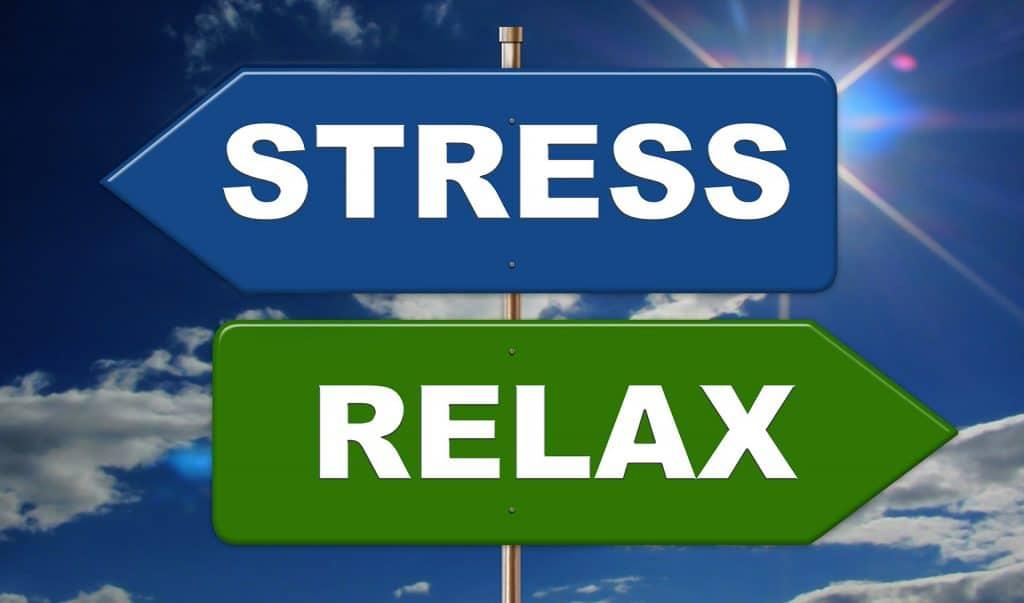 Stress, overprikkeling, ontspanning relax